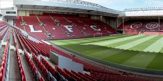 Was founded following a dispute between the everton committee and john houlding, club president and owner of the land at anfield.after eight years at the stadium, everton relocated to goodison park in 1892 and houlding founded liverpool f.c. Liverpool Fc Fussballreisen Dfds