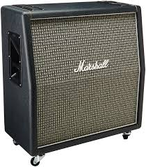 Marshall 4x10 Cabinet Amazoncom Marshall 1960ax 100w 4x12 Angled Cabinet Musical