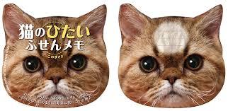 Image result for 『猫のひたい ふせんメモ』