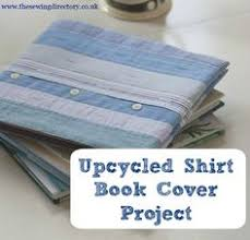 fabric book cover project from juliet bawden find this pin and more on gifts to sew