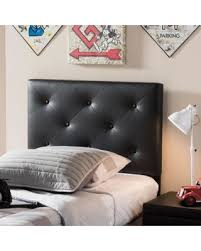leather headboard king. Brilliant Headboard Laurel Creek Payton Contemporary Faux Leather Headboard King Black With King A