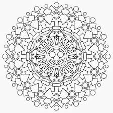 Small Picture Lovely Mandala Coloring Pages Pdf 98 For Coloring Books With