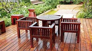 most durable wood for outdoor furniture