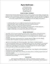 ... Orthodontic assistant Resume Sample Lovely orthodontist Resume Resume  Examples for Dental assistants Dental ...