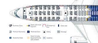 Airbus A350 900 Seating Chart Airbus A350 900