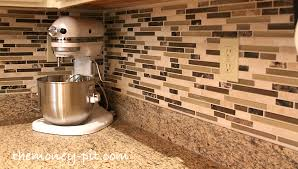 installing a pencil tile backsplash and cost breakdown the kim six fix