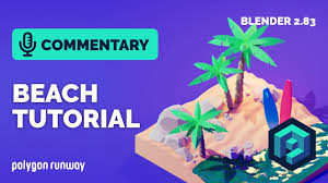 <b>Summer Beach</b> Tutorial in Blender 2.83 - YouTube