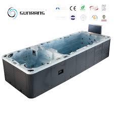 large swim spa. Perfect Spa Luxury Large Outdoor Swim Spa Pool Fiberglass Swimming Underground   Buy UndergroundSwim  To L