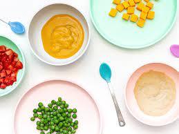 Trẻ 4 tháng ăn dặm được chưa và nên ăn bột gì?