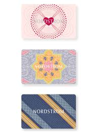 nordstrom gift card series in promotion