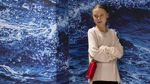 Time Person Of The Year For 2019: Greta Thunberg : NPR