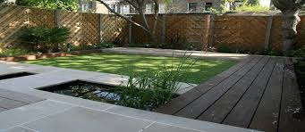 Small Picture Garden Designer London
