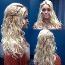 makeup america 39 s next top model brit paige studio austin tx united states bohemian hair style with fresh