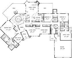 5 bedroom floor plans. Floor Plans AFLFPW21128 - 1 Story European Home With 5 Bedrooms, 4 . Bedroom U