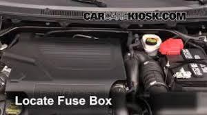 2009 2016 ford flex interior fuse check 2013 ford flex limited blown fuse check 2009 2016 ford flex