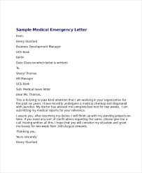 Sample Of Emergency Leave Fonder Fontanacountryinn Com