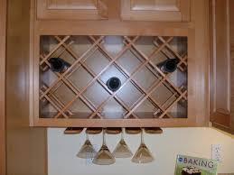 wine rack Portable Wine Rack Lattice Kitchen Cabinet With Glass