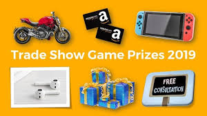 Raffle Prize Ideas For Kids Trade Show Game Prizes 2019 Top 7 Ideas From 100 Exhibitor