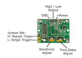 arduino data sheet using pir motion sensor with arduino haroonwardak1995