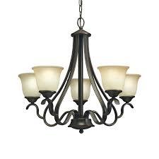 portfolio 5 light chandelier edrex co