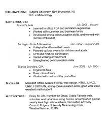 Resume Apa Format It Resume Cover Letter Sample