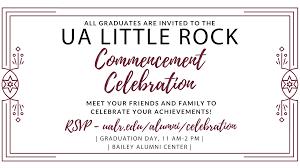 celebration invite invite commencement celebration 7 alumni association