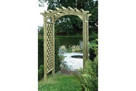 elite omega garden arch london stone