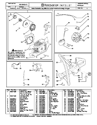 husqvarna 142 chainsaw spare parts manual 2001 2002 2003 2004 2005 rh lawn garden filemanual