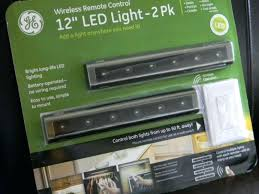 full image for wireless 9 led under cabinet lighting system w pivoting heads kitchen cabinet lighting