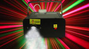 Laser Light Party Machine S700 Ls Smoke Machine Laser Hybrid Dj Party Professional Club Stage Effect