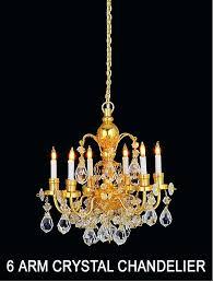 waterford avoca 6 arm chandelier designs
