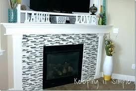 pictures of tiled fireplaces ceramic tile fireplace surrounds pictu