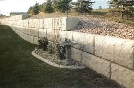 13 lakeside retaining walls ideas