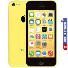 Buy Apple iPhone 5C Yellow 32GB Storage ...