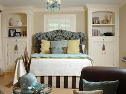 Small Master Bedroom With Storage 5 Expert Bedroom Storage Ideas Hgtv