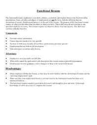 Good Qualifications For A Resume Reference Sample Resume With