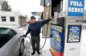 retro petrol customers get traditional service at west toledo gas station the blade