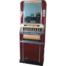 Fed X Gaming Vending Machine Delectable National Cigarette Floor Model Vending Machine Restored