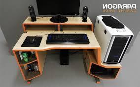 paragon gaming desk ceiling desk door designs and ideas