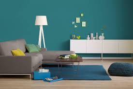 Petrol Wandfarbe Schlafzimmer Wohndesign