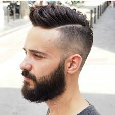 Beard And Hair Style ideas about cool hairstyles for men with beards cute hairstyles 1746 by wearticles.com