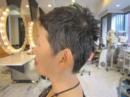 60代髪型 ショートスタイル 40代50代60代髪型表参道美容室青山美容院