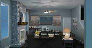 Modern Rustic Living Room Modern Rustic Living Room Design