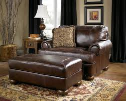 Leather Living Room Chairs Leather Couches Ashleys Ashley Axiom Leather Living Room