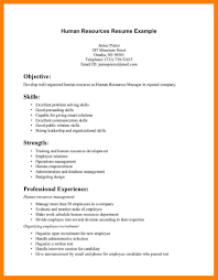 One Page Resume Templates Template Word Sevte