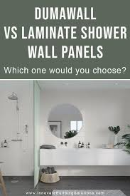 tub surround laminate wall panels