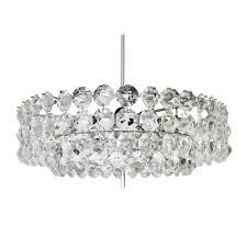 impressive crystal chandelier by bakalowits sons austria vienna 1960s