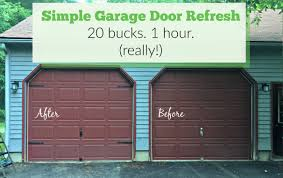 give your garage a quick spruce up for 20