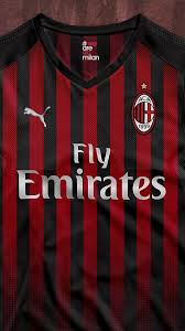 ac milan. ac milan is ready to sing with puma, how will the new rossoneri kit be ac