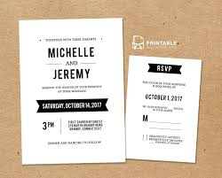 Rsvp Invite Template Magdalene Project Org